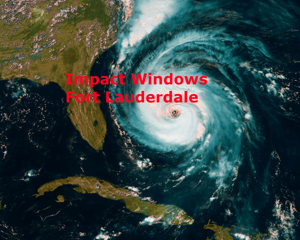 Hurricane Windows Installation Fort Lauderdale Florida